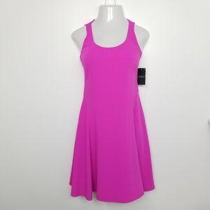 NWT Ralph Lauren Hot Pink Sleeveless Dress